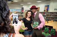 Nick Cannon Book Signing